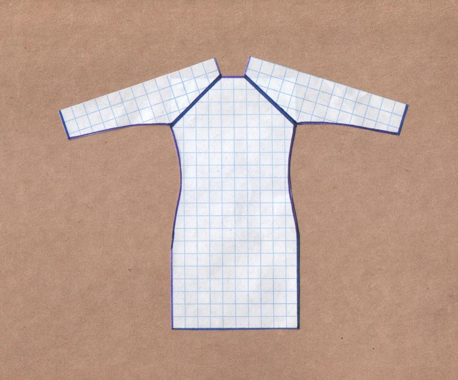 Как научиться шит платья