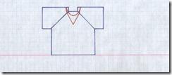 Как научиться шить блузку реглан без выкройки. Чертеж.