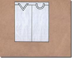 Как научиться шить летнее платье прямого покроя. Выкройка