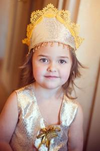 Как научиться шить детское платье для праздника