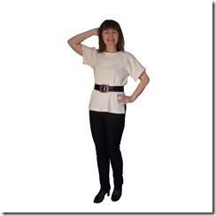 Легко сшить блузку без выкройки фото 131