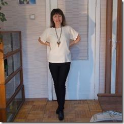 Как научиться шить блузку реглан без выкройки