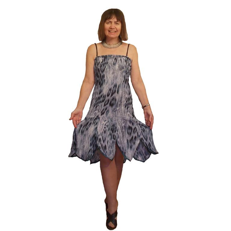 Сшить платье на бретельках простое фото 347