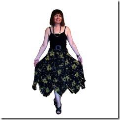 Сшить юбку своими руками без выкройки быстро