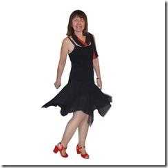 Как научиться шить юбку для латиноамериканских танцев