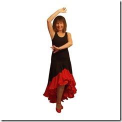 Как научиться шить юбку для фламенко