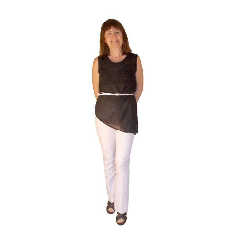 Легко сшить блузку без выкройки