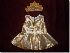 Как научиться шить детское платье для праздника.