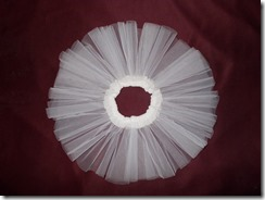 Как научиться шить детскую юбку из фатина.