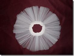Как научиться шить детскую юбку из фатина