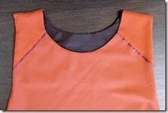 Научиться шить зимний сарафан без выкройки.