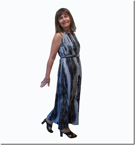 Как научиться шить прямое платье с американской проймой без выкройки