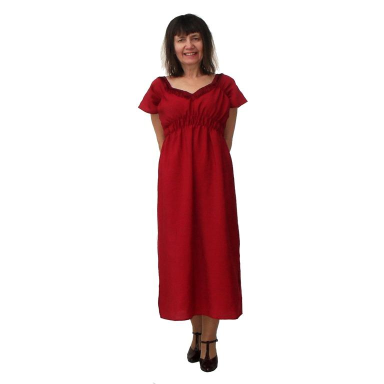 Сшить детское платье своими руками без выкройки быстро фото 734