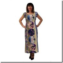 Как научиться шить летнее платье прямого покроя