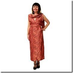 Как научиться шить вечернее платье прямого покроя