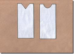 Как научиться шить летнее платье прямого покроя. Выкройка.