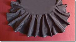 Как научиться шить юбку с воланами и двумя разрезами по бокам. Волан.