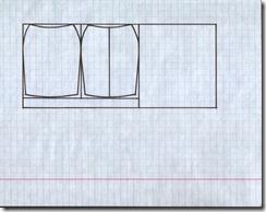 Как научиться шить прямую юбку из трикотажа. Чертеж.